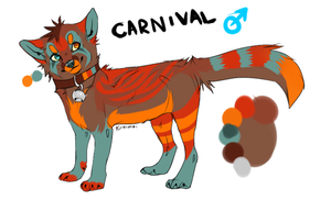 CARNIVAL reference by Rinermai
