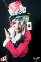 Mad Hatter - Original cosplay by ghingi