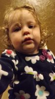 A Toddler's Selfie by DarlingChristie