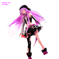 - Vocaloid PNG - by Aria-chii
