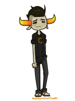 Tavros Cutie by HeartVirus