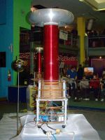 Tesla Coil 2 by mmad-sscientist