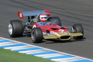 Lotus 49B by Atmosphotography