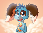 The cutest male dyagzig of all by Nutty-Nutzis