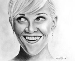 Reese Witherspoon by rachbeth
