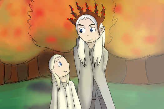LOTR| I Was Just Like You by Minish-Mae