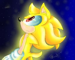super sonic by Patrial