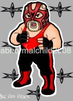 big van vader color by abnormalchild