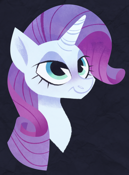 rarity month 2017 by spacekitsch