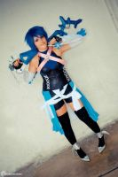 Aqua - Kingdom hearts Birth by sleep by Felimac