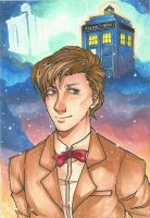 Doctor Who by PsychoBoss