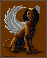 Sphinx by ashkey