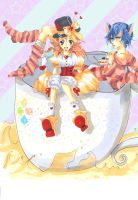 Amuto- Tea Party by mewgirl16