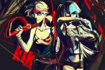 KLK GANG OR DIE by juneyijun