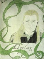 Legolas in Colour by ElocinImages