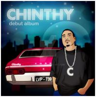 Chinthy's Cover, Initially. by TrIXInc