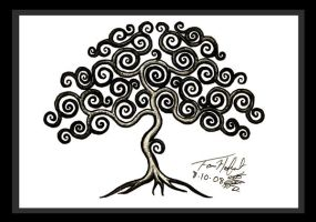 Curly Tree by sladeside