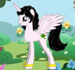 Snow White (Jetlag Productions) As an Alicorn by Pikachu-Train