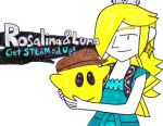 STEAMed Up Rosalina by RosalinasSoulmate