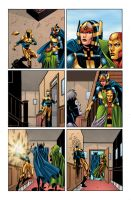 Booster Gold 36 7 by crazyfeetmcgee