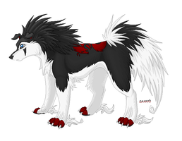 Junre - Wolf Form by Smirked