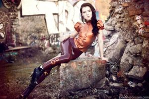 Steampunk Latex_3 by ModelLillithy