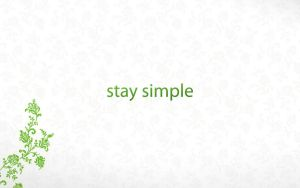 Stay Simple by mighty-z