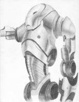 Super Battle Droid by Chocolate-infinity