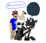 Christmas Conspiracy by Frostwolf223