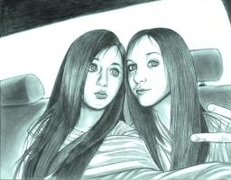 Layne and Kelly by osy057
