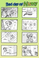 Happy tree friends short doujinshi by Puyo0702