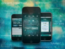 THEME: Ancient System v2 by icbreeze