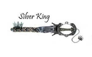 Silver King by OnyxChaos