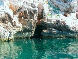 Sea cave by Milan-R
