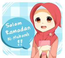 Ramadhan~ by Qiu-19