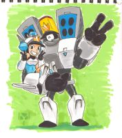 Mighty Switch Force by MIRACLEfool