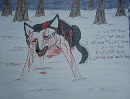 John: I Will Not Bow by Huskypawz