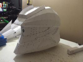Felix Scout Helmet part 1 by eliteshadow800