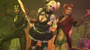 The Gotham City Sirens by Blackcell8