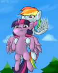 Flight Lessons by Perinia