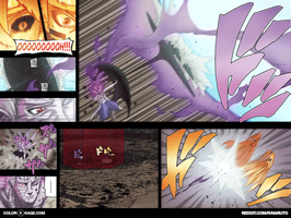 Naruto 645 - Evenly matched! by Desorienter