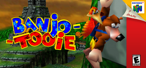 Banjo Tooie Steam Grid View by TheWolfGalaxy