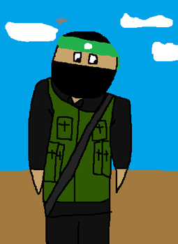 BBBFF Hamas Fighter by Segway-Man2