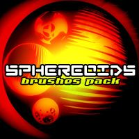 Sphereoids_brushes pack by solenero73