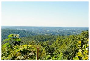Rim Rock Mountain Overlook by TheMan268