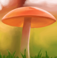Shrooms by Kruskebunken