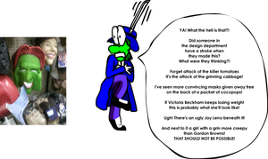 Green Thunders reaction to a Son of the Mask, Mask by TimeLordParadox