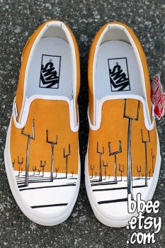 Muse Origin of Symmetry Shoes by BBEEshoes