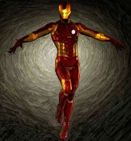 Iron Man Biosuit by hiram67