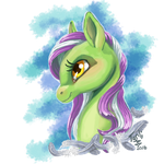 Glitter Storm  by sugar-cat-candy